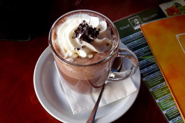 Topla čokolada