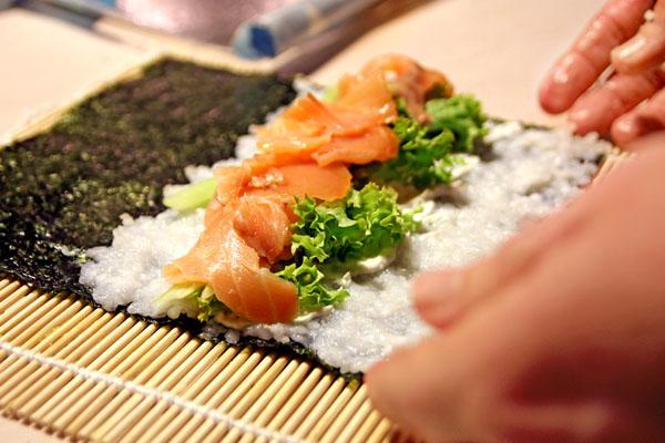 Priprema sušija
