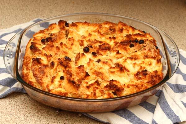 Recept za puding od hleba - Hrana, piće, priče