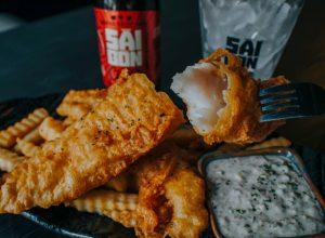 Riba i krompirići