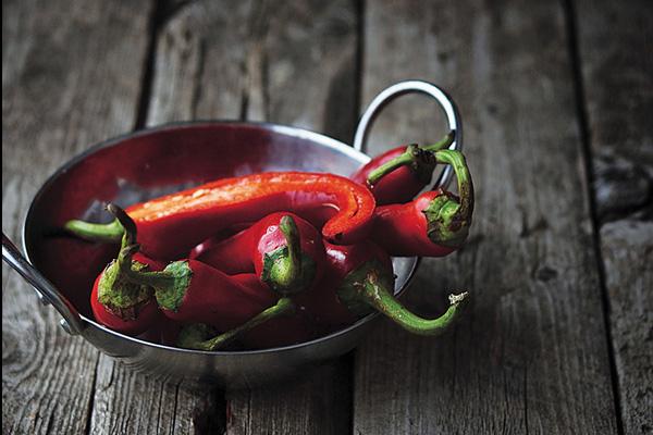 Čili papričice