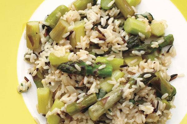Recept za rižoto sa šparglom