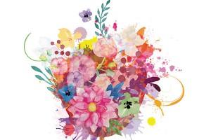 Čaša cveće