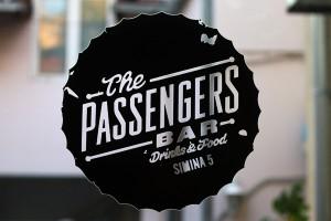 Passengers bar