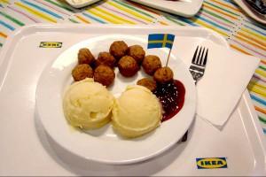 Ćufte Ikea