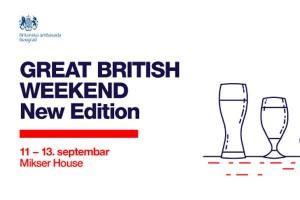 Vikend britanskog piva