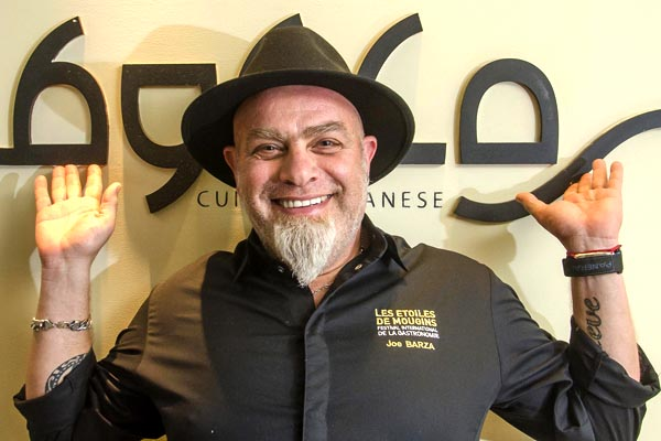 Master Chef Joe Barza