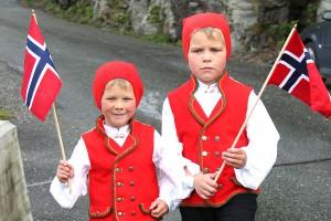Norveska deca