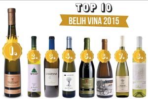 top 10 belih vina