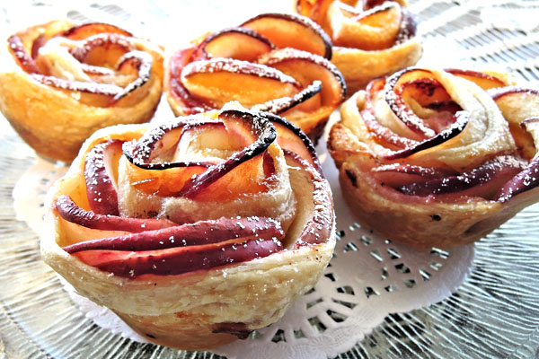 Ružice s jabukama