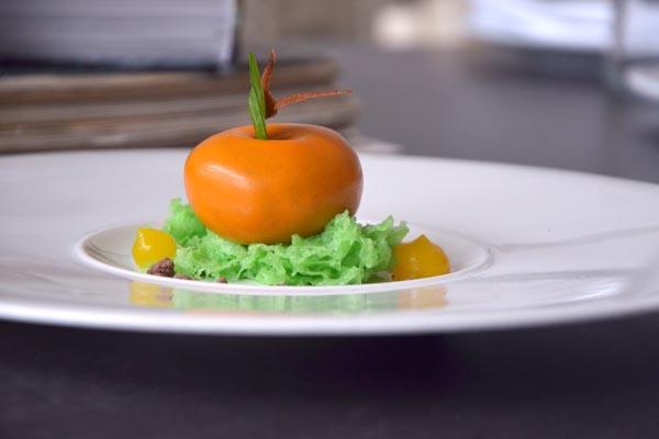 Homa - kesten i mandarina