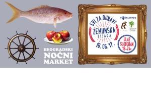 Noćni market - Zemun