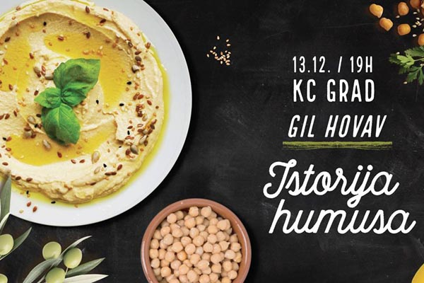 Istorija humusa