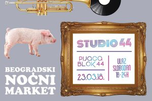 Dvanaesti Beogradski Noćni Market