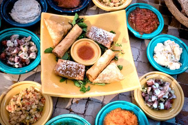 Marokanska gastronomija