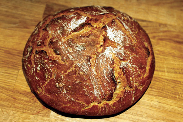 Recept za kiselo testo od ražanog brašna