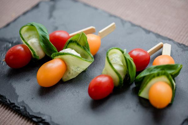 Sveže i sirovo povrće