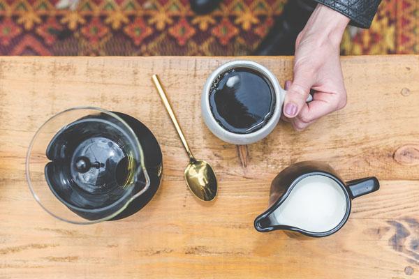 Kafi mogu da se dodaju mleko, led, čokolada...