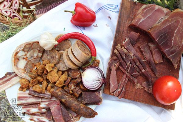 Gastro Srem - festival gastronomije