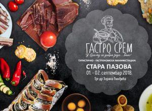 Gastro Srem festival