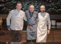Chef's tour - photo Live Production studio