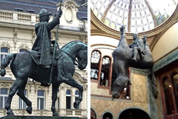 Konj - David Černi - Prag