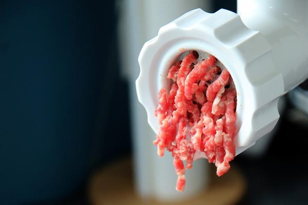 Mlevenje mesa
