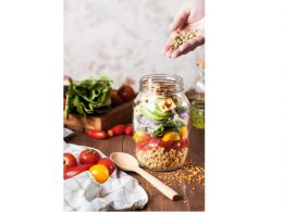 Salata sa sočivom