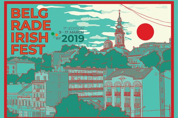 BIF 2019 Beogradski irski festival