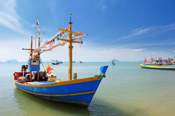 Tajland plaža