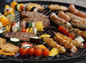 povrće sa roštilja