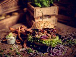 hamburger sa piletinom