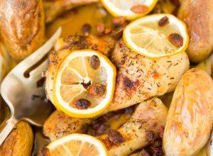 Piletina sa limunom