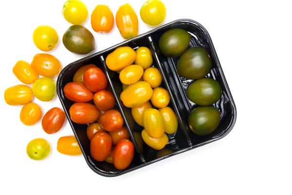 Žuti i zeleni paradajz