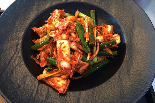 letnji srpski kimchi