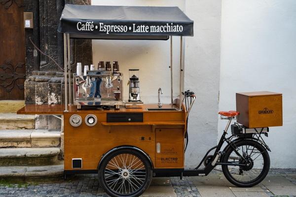 Bicikl kafa