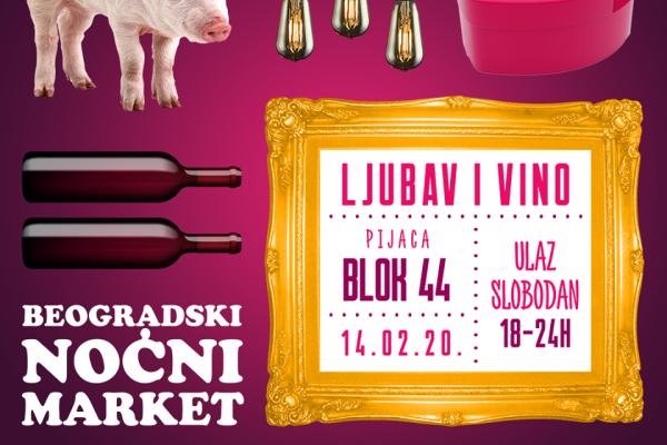 """""""Beogradski noćni market"""""""