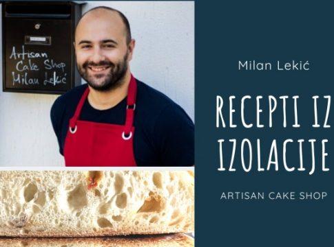 Recepti iz izolacije - Milan Lekić