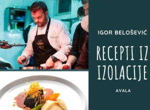 Igor Belošević - juneći obrazi recept