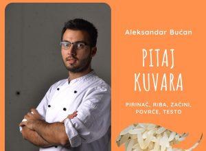 Pitaj kuvara Aleksandar Bućan