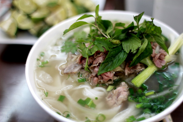 Vijetnamska supa pho
