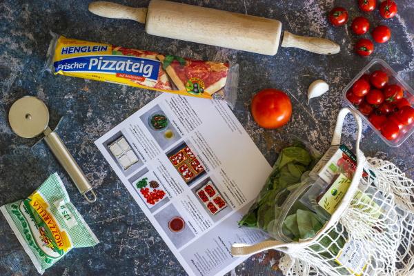 kompleti za pripremu obroka kod kuće