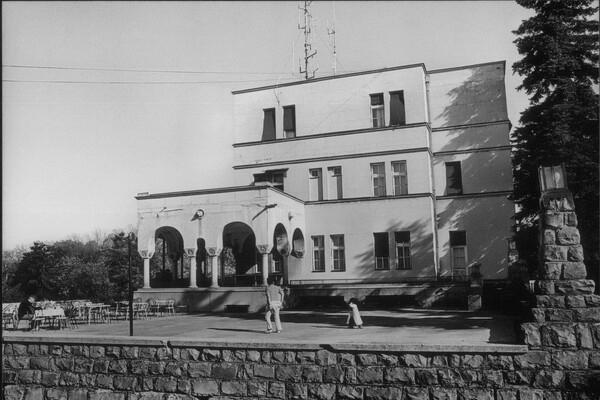 Hotel Avala opsti izgled istorijska fotografija
