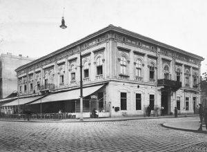 Srpska kruna istorijska fotografija